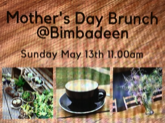 Thinking about spoiling mum this Mother's Day? Brunch at Bimbadeen is the perfect gift for your special Mum. We have created a feast for your mum to enjoy with you while relaxing in the sweeping views.
